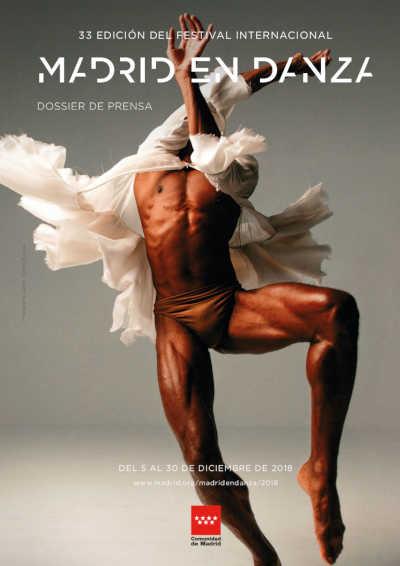 cartelera El destacamento rojo de mujeres, el Ballet Nacional de China en los Teatros del Canal