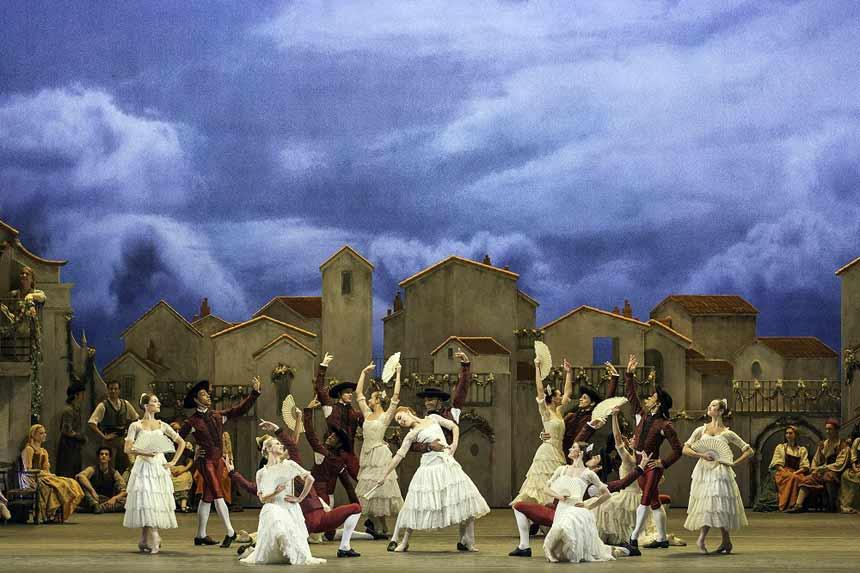 cartelera Royal Opera House cumple diez años de emisiones en directo de ópera y ballet
