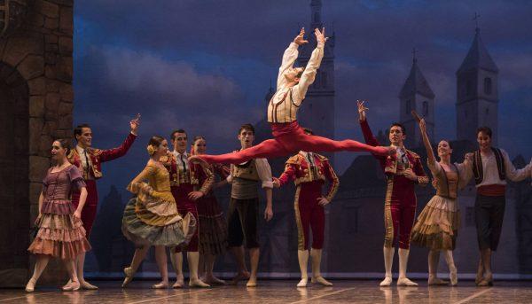 Ballet de Catalunya - Quijote 1