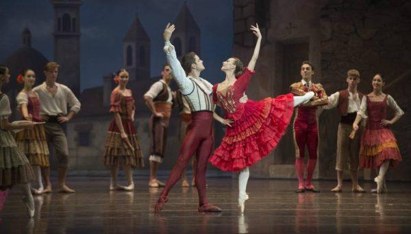 Ballet de Catalunya - Quijote 2