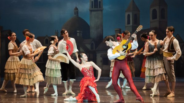 Ballet de Catalunya - Quijote 3