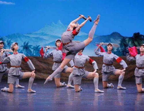 El destacamento rojo de las mujeres, el Ballet Nacional de China en los Teatros del Canal. | Noticias de Danza