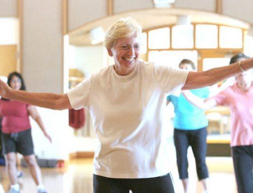Ir a clases de Baile para Adultos; 100% beneficios